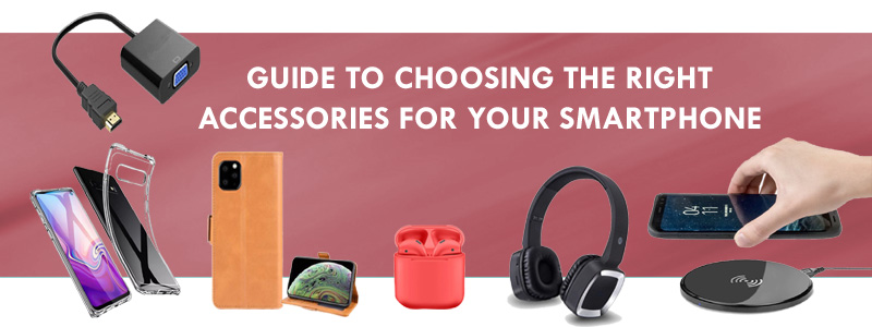 Smartphone accessories, cellphone accessories