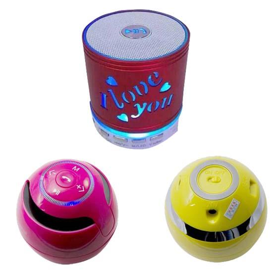Wireless Speaker & Subwoofer