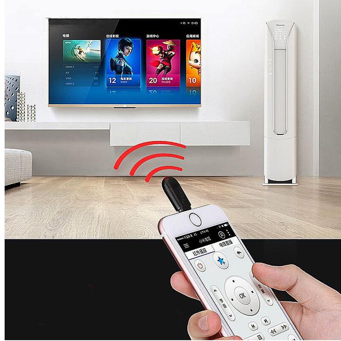 Wireless Infrared Remote control