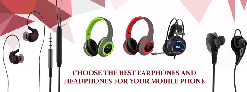 best headphone for mobile