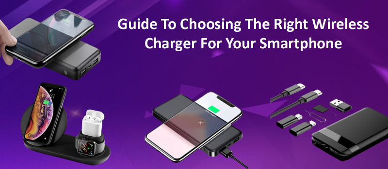 best wireless charger for smartphone