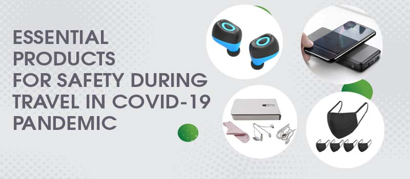 safety accessories for travelling during covid-19