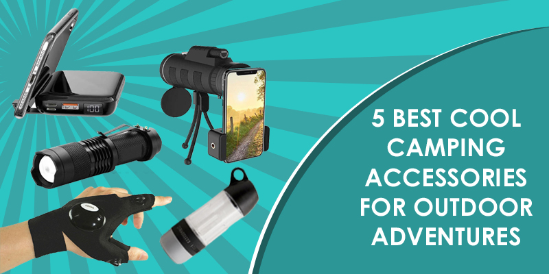best camping accessories