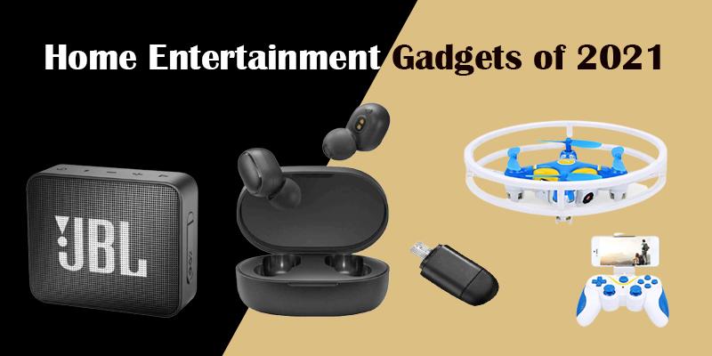 home gadgets 2021