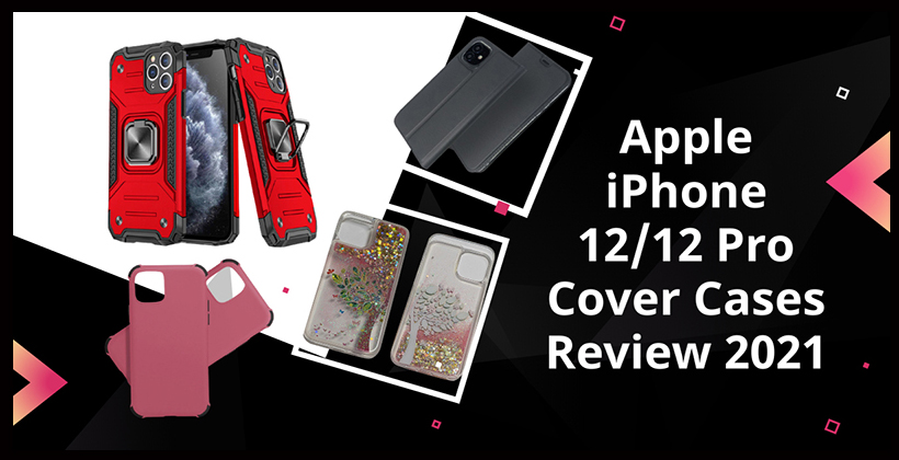 iphone 12/ 12 pro cover cases review