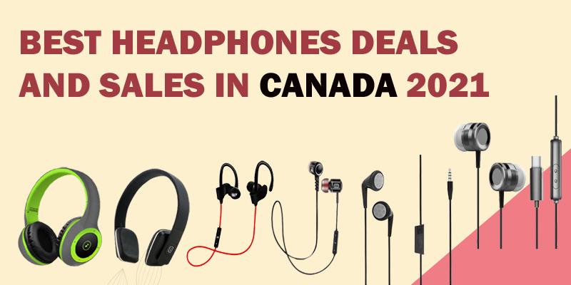Headphones Deals and Sales in Canada