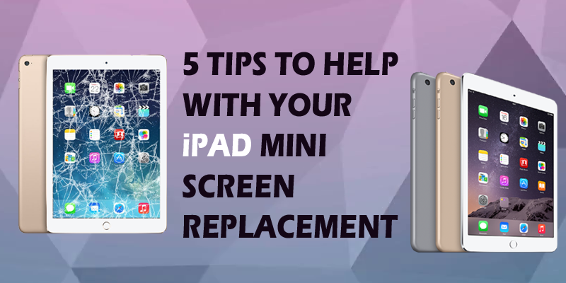 iPad Mini Screen Replacement
