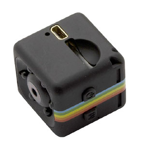 SQ11 Full Mini Spy DV Camera