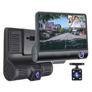 Car DVR Camera Lens Dash Cam