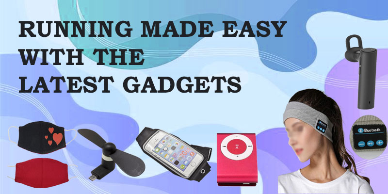 Latest running gadgets