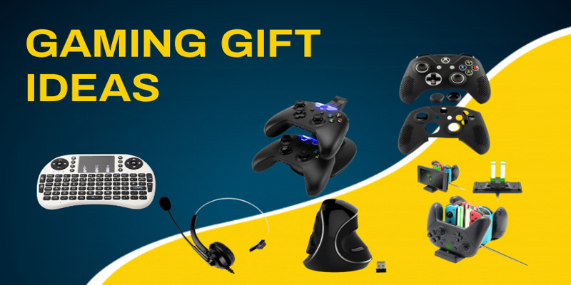 Gaming gift ideas