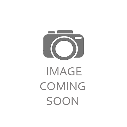 Ipad Air 2 Soft Gel TPU Transparent Case - Red