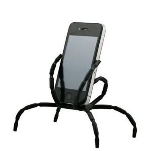 Universal Multi-function Spider Flexible Phone Car Holder hanging Mount and Stand
