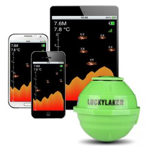 Wifi Extender Fish Finder for Smartphones Tablets