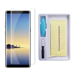 Samsung Galaxy Note 8 UV Tempered Glass Screen Protector