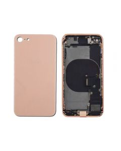 iPhone 8 Back Housing with Parts Replacement - Gold