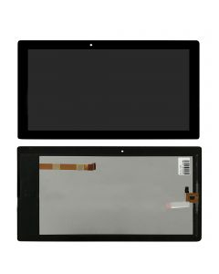 """Replacement LCD Display Touch Screen  Digitizer Assembly Compatible With 10.1"""" Lenovo Tab 4 TB-X103F ZA1U - Black"""