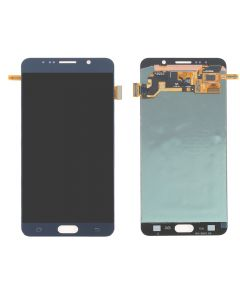 Replacement LCD Display Touch Screen Digitizer Assembly Compatible With Samsung Galaxy Note 5 - Dark Blue