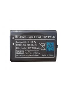 Rechargeable Battery Replacement 2000mAh 3.7V For Nintendo 3DS CTR-003 CTR-001
