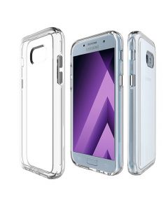 Durable Hard Back Fusion TPU Ringke Phone Case Cover For Samsung Galaxy A5 (2017) A520 - Clear