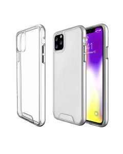 """TPU Hard PC Hybrid Shockproof Protective Transparent Back Cover Case For Apple iPhone 12 Pro Max 6.7"""""""