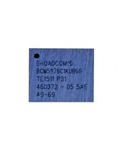 iPhone 5C/5S/6/6 Plus Touchscreen Controller White Reflect light BCM5976C1KUB6G Replacement IC Chip