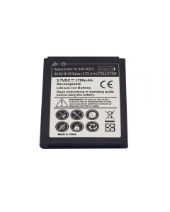 Replacement High Capacity Battery 1700Mah for Samsung Galaxy Ace 2 / I8160 / S3 Mini