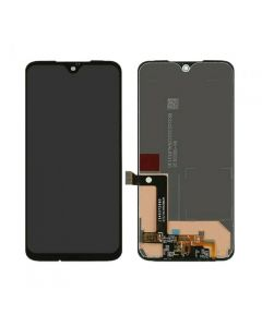 Replacement LCD Display Touch Screen Digitizer Assembly For Motorola Moto G7 - Black