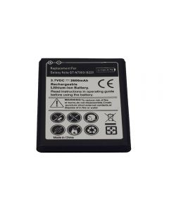 Replacement Battery for the Samsung Galaxy Note 1 GT-N7000 EB615268VU