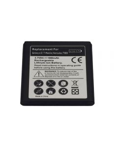 Replacement Battery for the Samsung  Galaxy S2 S II SGH-T989 SKYROCKET S II SGH-I727 HERCULES T989 -