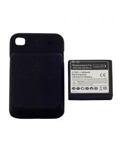 Samsung Galaxy S Extended Battery 3500 mAH - i9000/T959/i500/EPIC 4G