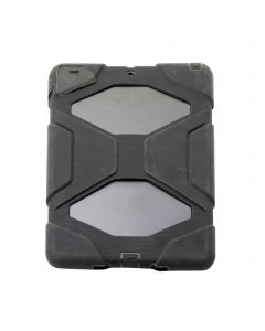 Heavy Duty Protective Case Cover for Apple iPad Air 1 - Black