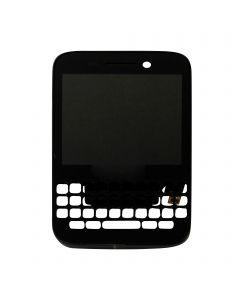 BlackBerry Q5 LCD Screen and Digitizer Assembly with Frame - Black