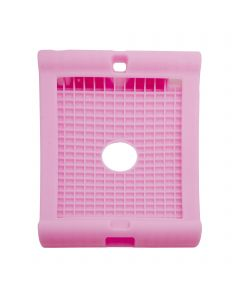 Easy Grip Soft Silicone Protective Case for iPad 2 3 4 - Pink