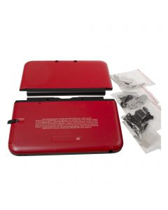 Nintendo 3DS XL LL Red Replacement Full Shell Housing - Red 3DS XL Shell