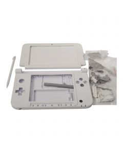 Nintendo 3DS XL LL White Replacement Full Shell Housing - White 3DS XL Shell
