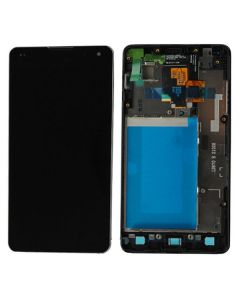 LG Optimus G LS970 E973 E971 LCD Display Screen Touch Digitizer Assembly with Frame