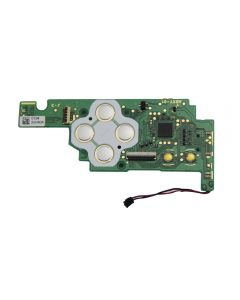 New Nintendo 3DS 2015 Replacement ABXY Key Button PCB Board