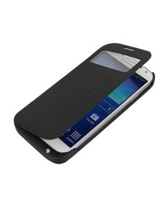 Samsung Galaxy S4 Power Charging Cover Protective Back Case 3200mAh - Black