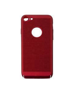 Heat Dissipation Protective Case Back Cover Shell For iPhone 7/8 - Red