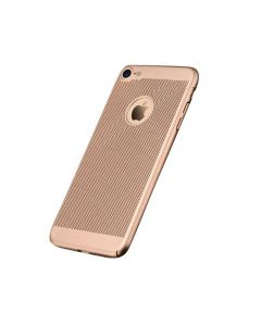 Heat Dissipation Protective Case Back Cover Shell for iPhone 7/8 - Gold