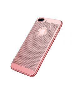 Heat Dissipation Protective Case Back Cover Shell for iPhone 7/8 Plus - Rosegold