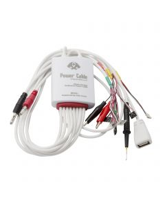 Dedicated Power Test Battery Professional Cable for iPhone 4-x