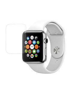 Apple Watch Series 1 2 3 (38mm) Tempered Glass Screen Protector HD Clear Precise Cut Protector