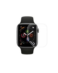 Apple Watch Series 4 5 6 (40mm) Tempered Glass Screen Protector HD Clear Precise Cut Protector