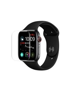 Apple Watch Series 4 5 6 (44mm) Tempered Glass Screen Protector HD Clear Precise Cut Protector