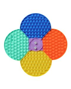 40cm Big Size Fidget Toy Simple Dimple Push It Board Game Toy