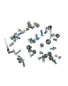 iPhone X Screw Set Replacement - Silver