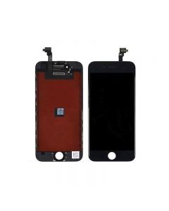 """Semi-Original Apple iPhone 6 4.7 """" LCD Screen and Digitizer Assembly with Frame Replacement - Black"""