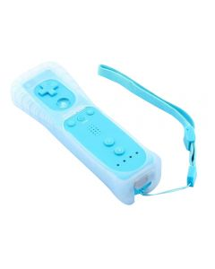 Wii Remote Controller With Builtin Motion Plus - Blue